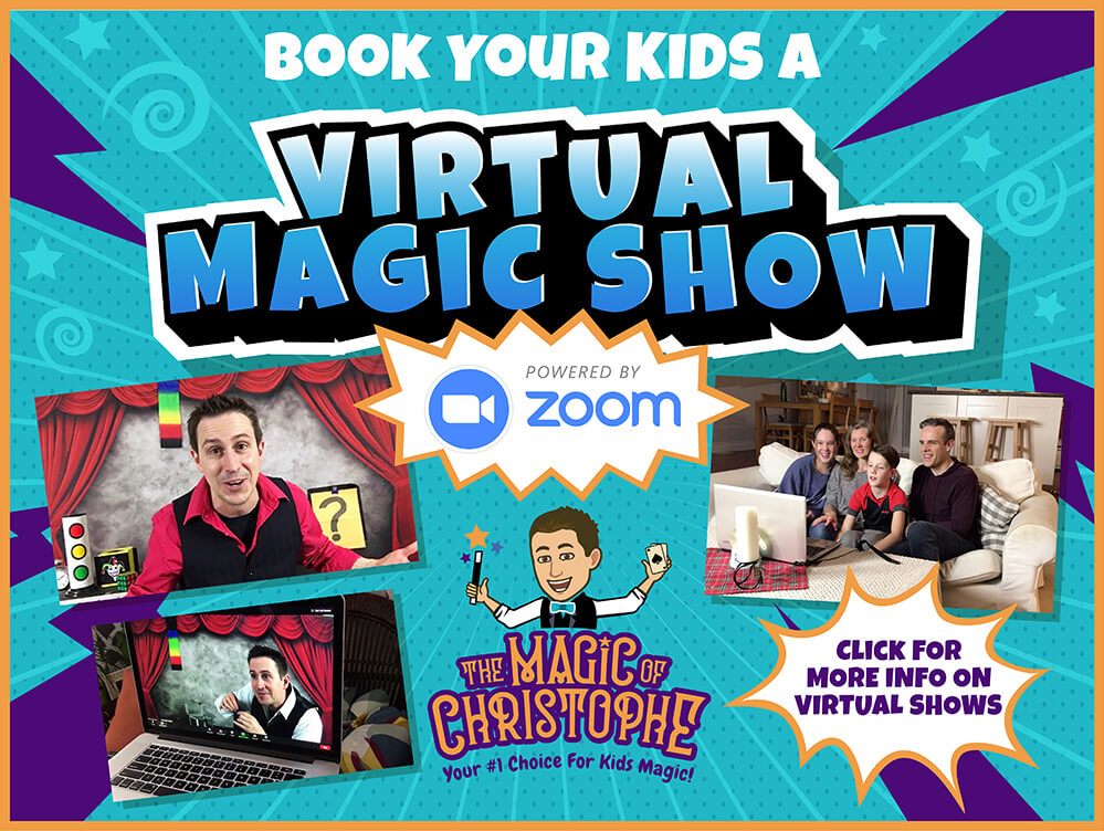 Virtual Magic Show